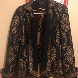 Authentic Tadashi Shoji Hendrix Jacket Size 4